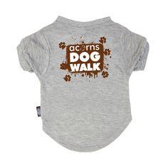 Custom Pet T-Shirt (Back View)