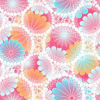 Pattern / Flower kaleidoscope :: COLOURlovers
