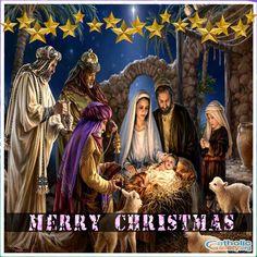 Geboorte van Jezus Christus te Jeruzalem...KERSTDAG..