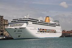 Costa neoRiviera. Ιδιοκτησία: Carnival Corporation & plc. Διαχείριση: Costa Crociere. 1999~2003 Mistral. 2003~2013 Grand Mistral. Από το 2013 ~ present, today's name. ~ Παρθενικό ταξίδι το 1999 ~ 48.200 GT ~ 216 μ.μ ~ 28,80 μ.πλάτος ~ 8 κατ/τα ~ 19,5 knots ~ 1.700 επιβ. ~ 670 α.πλ.