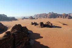 Resultado de imagen de desierto wadi rum