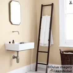 Dulux natural hessian for mum pinterest dulux for Dulux bathroom ideas