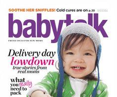 Free Babytalk Magazine!!!