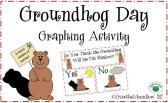 Cute printable for Groundhog's Day
