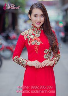 Tư vấn địa chỉ may áo dài cưới đẹp tại TPHCM