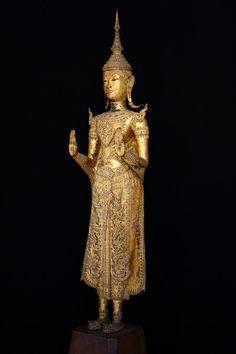 Culture Of Thailand, Art Thai, Southeast Asian Arts, Luang Prabang, Hindu Deities, Buddhist Art, Manish, National Museum, Tibet