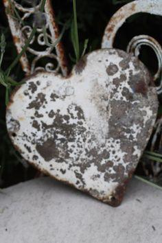~ Patina Heart ~