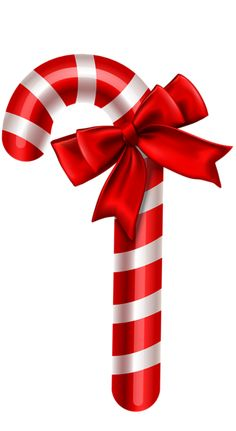 candy cane with red bow png clip art image christmas clipart rh pinterest com crane clipart free can clip art be used as a logo
