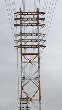 Strommast in Japan Transmission Tower, Electrical Installation, Towers, Infinite, Utility Pole, Grid, Cable, Industrial, Japan