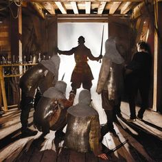 Henry V at the Globe, such a fantastic production