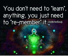 I have felt this truth all my life. Spiritual Enlightenment, Spiritual Wisdom, Spiritual Awakening, Nova Era, Awakening Quotes, A Course In Miracles, Spirit Science, Encouragement, Negative Thoughts