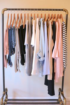 create a capsule wardrobe - patterns