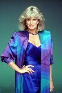 Linda Evans on Dynasty