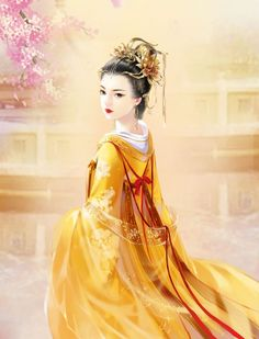 Ancient Chinese Beauty (408)