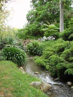 The Arboretum, Fullerton, California (~One of the many places we'd take our girls when they were young.)
