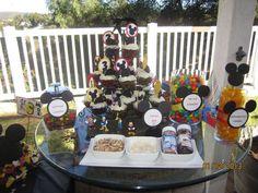 Mickey Mouse Clubhouse Birthday Party Ideas | Photo 19 of 23 | Catch My Party