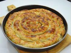 Πρασόπιτα με κιμά Quiche, Breakfast, Food, Morning Coffee, Essen, Quiches, Meals, Yemek, Eten