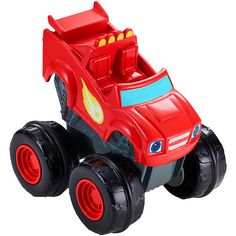 """Fisher-Price Nickelodeon Blaze and the Monster Machines Slam & Go Blaze - Fisher-Price - Toys """"R"""" Us"""