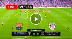 Watch the live match of LaLiga between FC Barcelona and Atletic Bilbao online for free. Fc Barcelona, Barcelona Soccer, Fox Tv, To Day Match, Live Cricket Match Today, Hockey, Real Madrid Soccer, Alex Morgan Soccer, Premier League