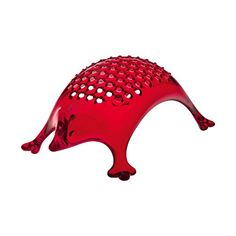koziol KASIMIR Hedgehog Cheese Grater, transparent red Ko... https://www.amazon.com/dp/B0042SUSOY/ref=cm_sw_r_pi_dp_x_RhtNybCZJT7XB