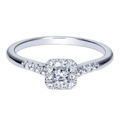 <li>White diamond engagement ring<li>14k white gold jewelry<li><a href='http://www.overstock.com/downloads/pdf/2010_RingSizing.pdf'><span class='links'>Click here for ring sizing guide</span></a>