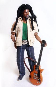 12-1-6-Scale-Custom-Hot-Toys-Bob-Marley-Rasta-African-American-Action-Figure