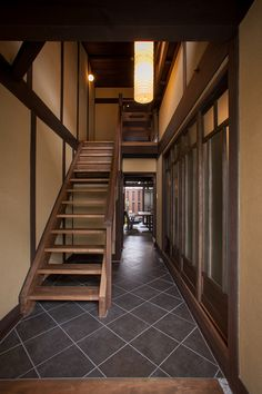 Modern home interiors and design ideas from the best in condos, penthouses and architecture. Plus the finest in home decor and products. Japanese Restaurant Interior, Restaurant Interior Design, Interior Design Companies, Japanese Modern House, Japanese Interior Design, Modern House Facades, Modern House Plans, Japanese Architecture, Architecture Design