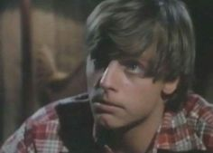 When someone says Mark hamill and I can't fangirl so I am just sitting all like...