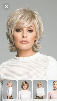 Smooth Subtle Fade - 30 Short Ombre Hair Options for Your Cropped Locks in 2019 - The Trending Hairstyle Medium Shag Hairstyles, Short Shaggy Haircuts, Shaggy Short Hair, Short Hairstyles For Thick Hair, Short Thin Hair, Short Grey Hair, Short Hair With Layers, Hair Styles For Women Over 50, Short Hair Styles For Round Faces