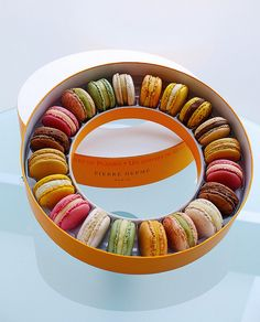 INITIATION Pierre Herme Macarons because tasting Pierre Hermé macaroons is my new goal in life!