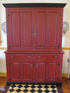 Step by step on how to get this color and finish...would love for our entertainment center.
