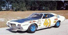 Bobby Unser's NASCAR diversion: 1972 Torino