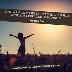 Lovely and inspiring words by @debdayma!  Always remember...  No one is perfect!