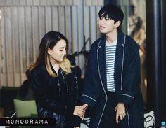 Sungjong and Younha (K-Rock songwriter).