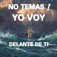 """""""YO VOY DELANTE DE TI"""" Devocional diario: REFLEXIONES PARA VOS  http://reflexionesparavos.blogspot.com/2014/11/no-tengas-miedo-ni-te-desanimes.html?spref=tw #MeFalta #ReflexionesParaVos #BuenMartes"""