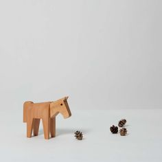 Dovetail animal, horse, Areaware | desiary.de - identity store