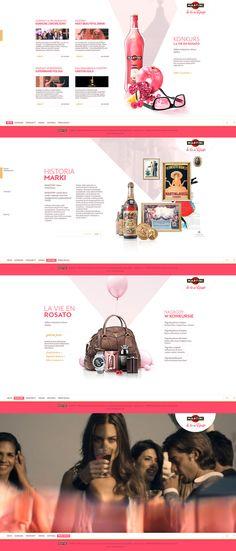 Martini Rosso web site