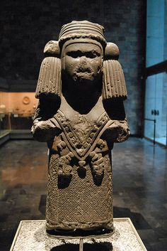 Chalchiuhtlicue | Goddess A DayChalchiuhtlicue (pronounced chal-chee-OOT-lee-kway) is the Aztec Goddess of all running water, including rain. She also ruled over fertility