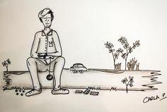 """#dia6 - Recordo ainda... """"… Eu quero os meus brinquedos novamente! Sou um pobre menino…acreditai… Que envelheceu, um dia, de repente!""""  #MarioQuintana  poema completo em: http://www.poesiaspoemaseversos.com.br/recordo-ainda-mario-quintana/"""