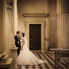 The perfect venue for your perfect day! Views of the river, cathedral ceiling and sculptured pillars is simply stunning for your wedding reception. Brisbane River, Brisbane Queensland, Wedding Images, Our Wedding, Wedding Venues, Wedding Ideas, Customs House, Wedding Dresses, Weddings