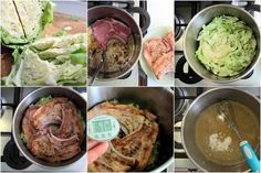20-minute Pressure Cooker Pork Chops and Cabbage | hip pressure cooking