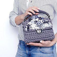 WEBSTA @ sevirika - Нарядная, задумчивая, прекрасная сумка из весенней коллаборации #sevirika