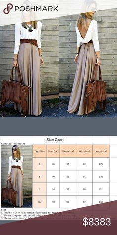 🆕2 LEFT🔹S & L🔹The Day Lilly Maxi Dress Cotton poly blend elegant maxi dress.  Item is new, direct from maker without store tags. Birthday Anniversary gift present. Vacation cruise wedding pageant poolside lounging date night Coachella festival spring break Memorial Day Easter dress🔻IF YOU LIKE MY ITEMS, please FOLLOW ME to see NEW ARRIVALS. Posh Garden Dresses Maxi