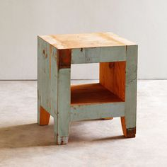 Lostine: End Grain Side Table, at 45% off!
