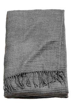 149,90 zł 160x260 cm Narzuta o waflowej strukturze | H&M