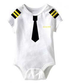 Red Top Gun Bodysuit | Daily deals for moms, babies and kids
