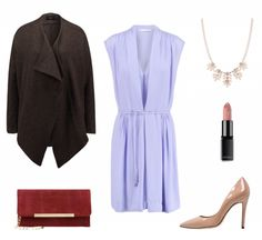 #Herbstoutfit Light Blue ♥ #outfit #Damenoutfit #outfitdestages #dresslove