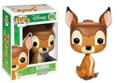 Funko POP Disney: Bambi Action Figure Bambi Disney, Disney Pop, Panpan Bambi, Disney Stuff, Disney Pixar, Hot Topic Disney, Kawaii Disney, Funk Pop, Figurine Pop Disney