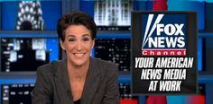 Rachel Maddow's MSNBC show has now beaten Fox News's The O'Reilly Factor for three straight weeks with younger viewers age 25-54.