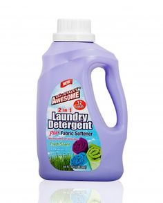 Totally Awesome 2 In 1 Laundry Detergent